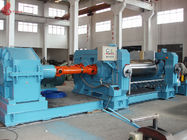 "চীন High hardness Ø26""x80"" Electric Two Roll Rubber Mixing Mill With Cooling water কোম্পানির"