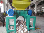 চীন Tire Twin Shaft automatic Plastic Shredding Machine for waste plastics কোম্পানির