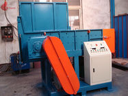 চীন Single shaft And Twin Shaft plastic shredder machine , film recycling machine কোম্পানির